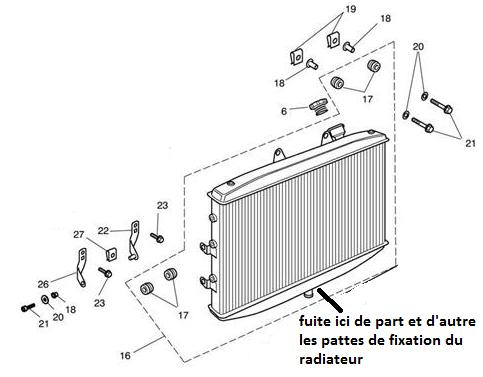 anti fuite radiateur norauto great lot de stop fuite radiateur with anti fuite radiateur. Black Bedroom Furniture Sets. Home Design Ideas